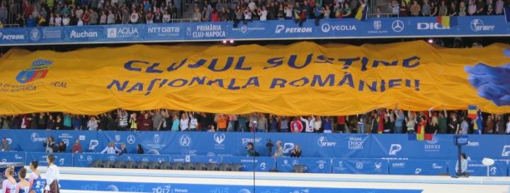 Cluj – fata educata aRomaniei