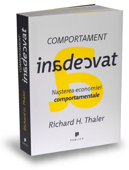 comportament-inadecvat-richard-thaler-editura-publica
