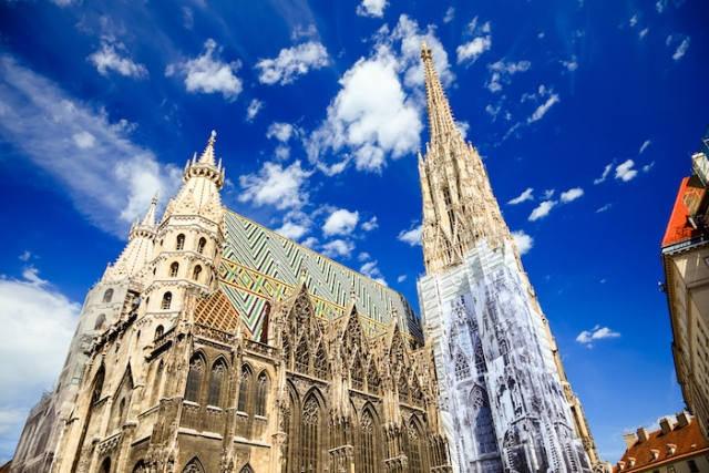 Catedrala-Sfantul-Stefan-Viena-dreamstime_11098130