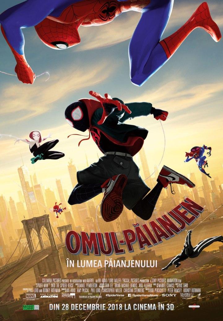 Spider-Man este în fiecare din noi!