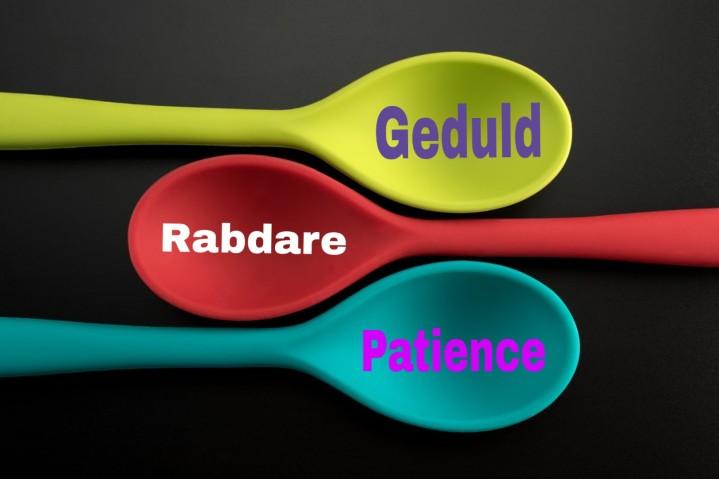 Cum serviți răbdarea – cu polonicul sau culingurita?